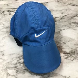 Blue nike ball cap